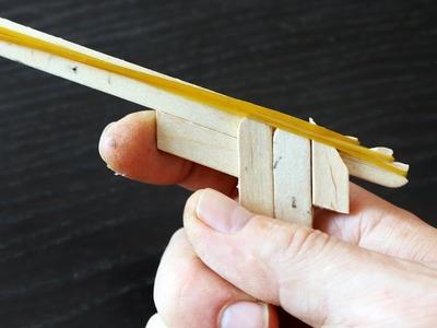 Simple DIY IDEA With Popsicle Sticks