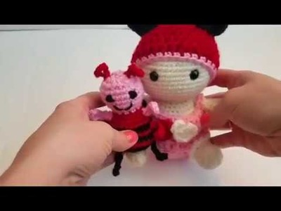 Teach it Tuesday: How to embroider a face on amigurumi