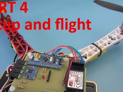 YMFC-32   Part 4   a DIY 32-bit STM32 and Arduino based quadcopter flight controller