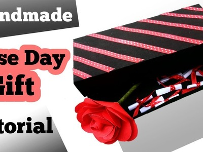 Best Rose Day Gift Idea | How to celebrate Valentine Week with Handmade Gifts |