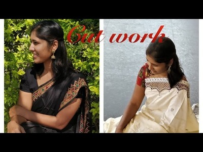 Cut Work looks and how it's done!!|#Lawanprakash