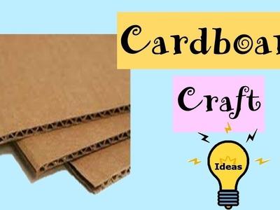 DIY | hOW TO MAKE DESK ORGANIZER. REMOTE HOLDER | BEST OUT OF WASTE IDEAS | CARDBOARD CRAFTS