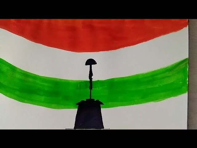 How To Draw Happy Republic Day Drawing Easy And Simple For Kids