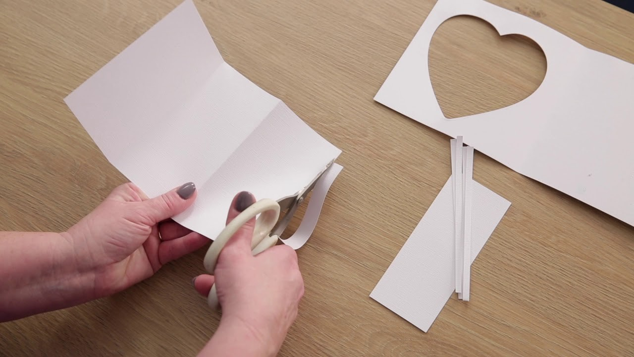 How to make a quick kinetic card with Joey Burdett
