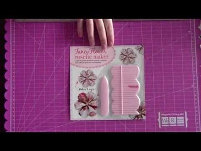 How to use your Flower Rosette scoring board gift