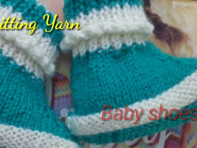 Learn how to knit Kids Boots (Hindi.Urdu)