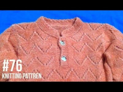 New Beautiful Knitting pattern Design #76 2018