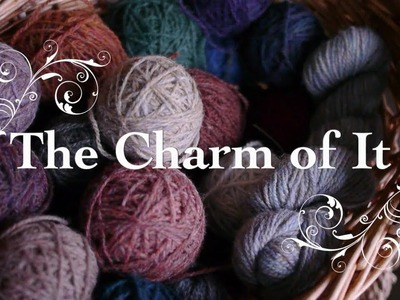 The Charm of It Knitting Podcast Episode 61: Plans for 2018 Knitting