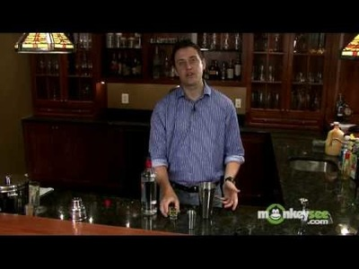 Bartending - How to Pour Liquor