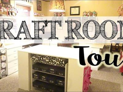 BIG Craft Room Tour | Studio Tour