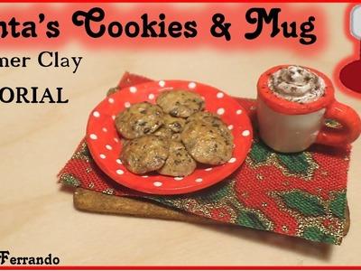 Christmas Advent Calendar: 17th day - Santa's Cookies & Hot Chocolate Mug