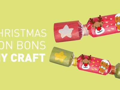 Christmas Crackers (Bon Bons) DIY Craft | Educational Experience
