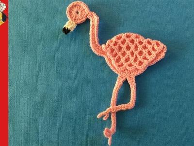 Crochet Flamingo Tutorial