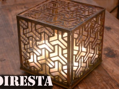 ✔  DiResta Candle Cage