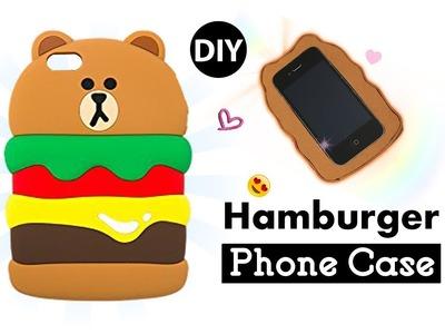 漢堡包手機殼 DIY Hamburger Phone Case Hamburger Phone Case