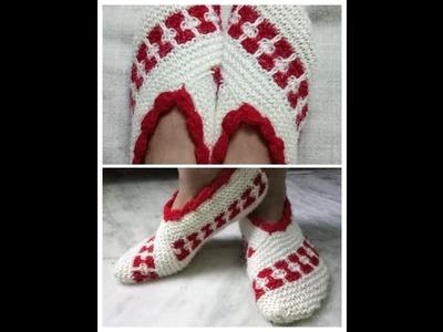 Easy Knitting Socks for Women | Hindi