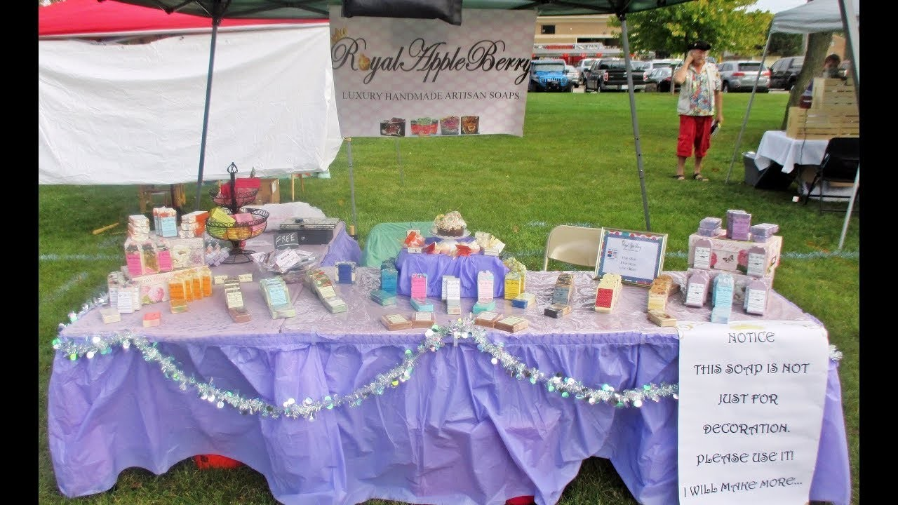 FIRST CRAFT FAIR OF THE YEAR 2017