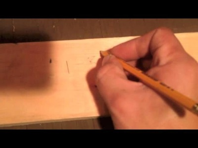 How to cut with a miter saw