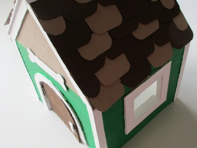 How to Make A Doll Dog House