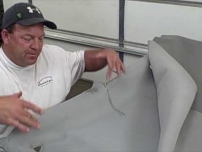 How to repair a Honda Ridgeline headliner (Part 2)
