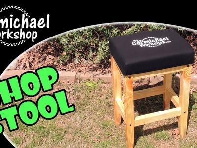 Make a Workshop Stool or Bar Stool