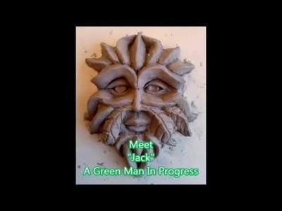 The Making of a Green Man
