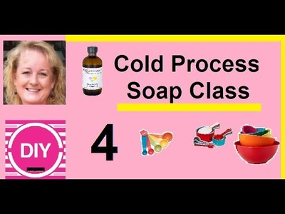 Video 4. Soap Recipe Experiment, Hot Lye Method, Will It Work???