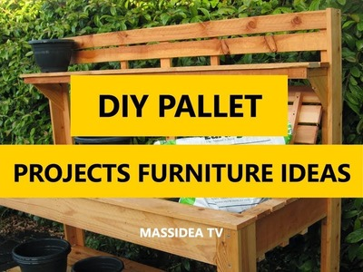 85+ Best DIY Pallet Projects Furniture Design Ideas 2018