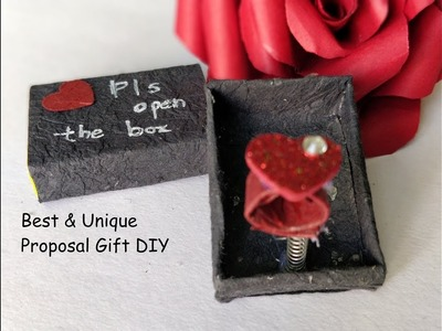 Best Propose Day gift DIY | Valentines day gift DIY | C.A.N