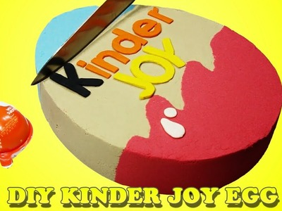 DIY How to make Kinetic Sand Rainbow Kinder Joy Surprise Eggs Disney Pixar Cars Toys Learn Colors