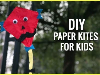 DIY | Paper Kites For Kids