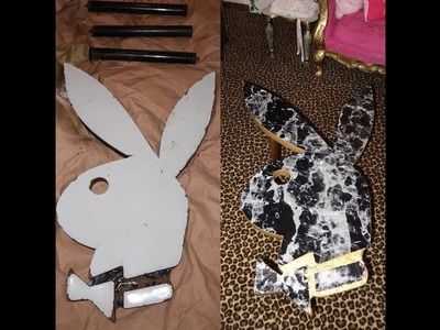 DIY Refurbished Playboy Table Brought Back to Life!