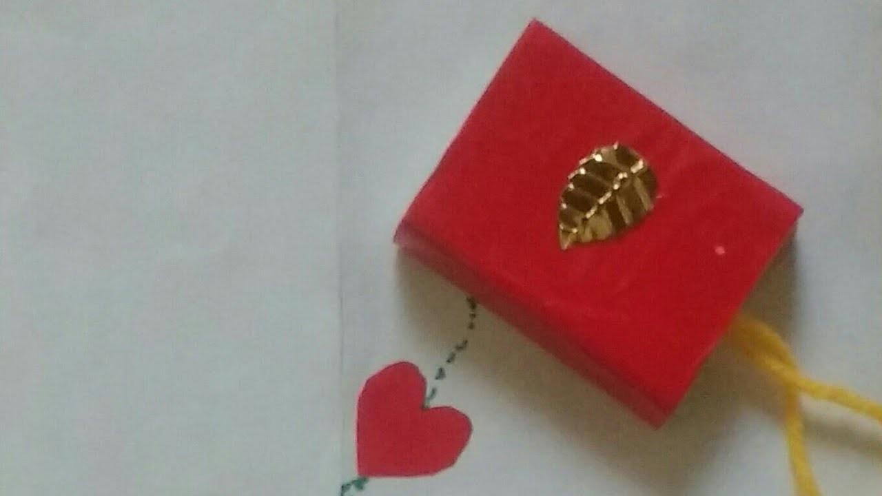 DIY -Valentine Cards Handmade || Reuse of Wedding Cards || Greeting Cards Latest Design Handmade.