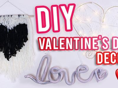 DIY Valentine's Day WALL DECOR ❤