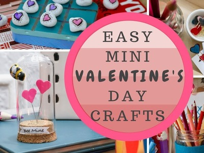 EASY MINI VALENTINE'S DAY DIY CRAFTS - CONVERSATION HEART SHRINKY DINK LIGHTS