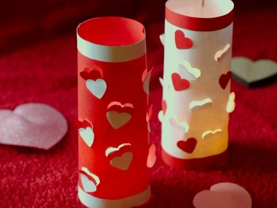 Valentine day.Mothers day.wedding decoration.gift idea.Led candle paper lanterns