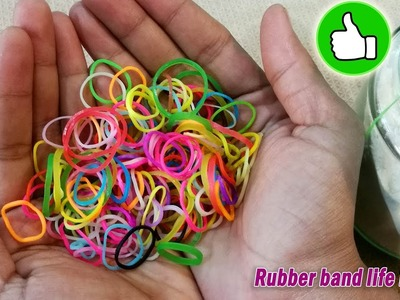 5 Awesome Rubber Band Hacks & Tricks ||  DIY SIMPLE LIFE HACKS WITH RUBBER BANDS