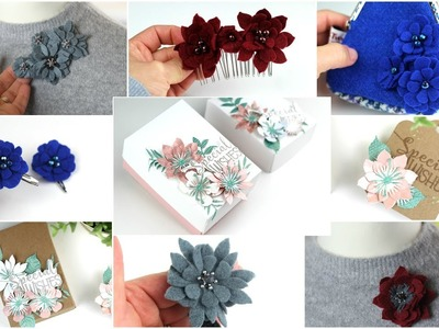 9 Easy Ideas with Tonic Craft Kit 5 with Bibi Cameron