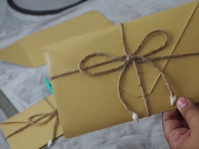 DIY Rustic Wedding Invitation: How I Made My Wedding Invites