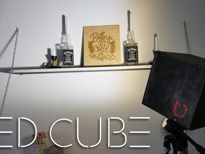 How to make Led CUBE  DIY#12
