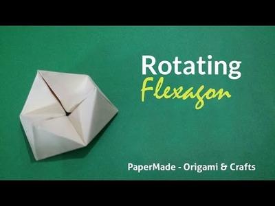 Infinite Flexagon  | Origami | PaperMade