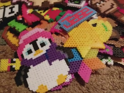 My Perler Bead Collection