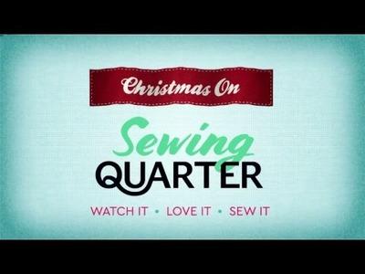 Sewing Quarter - 26th December 2017