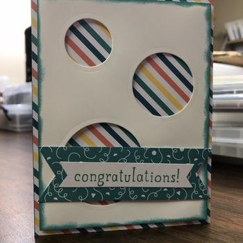 """""""Congrats"""" Cheese Holes"""