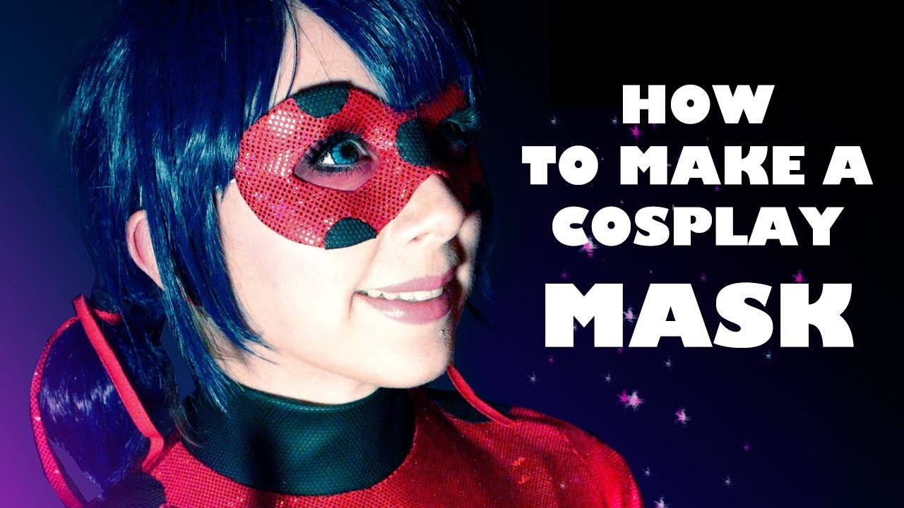Cosplay Mask Tutorial