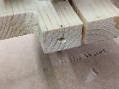 DIY home made CNC test working