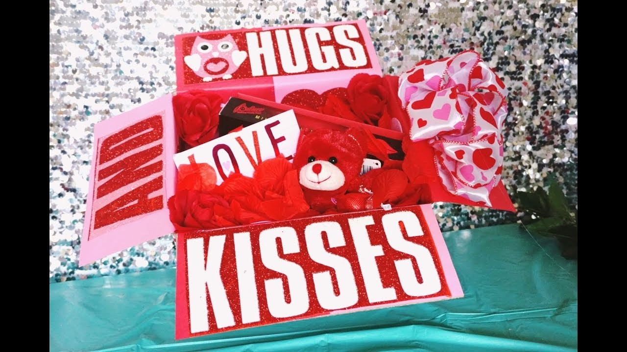DIY: Valentine's Day Care Package (Military) || Deployed Soldier