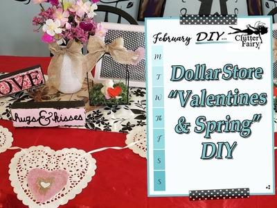 Dollar Store DIY crafts