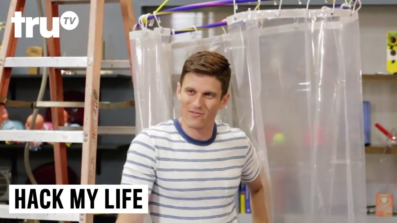Hack My Life - Let's Make A Thing: DIY Outdoor Shower | truTV