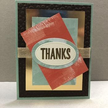 """Thanks"" W11"